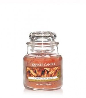 Cinnamon Stick- Small Jar Candle - The Candle Scentre