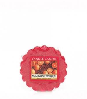 Mandarin and Cranberry - Wax Melt - The Candle Scentre