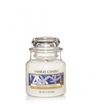 Midnight Jasmine - Small Jar Candle - The Candle Scentre