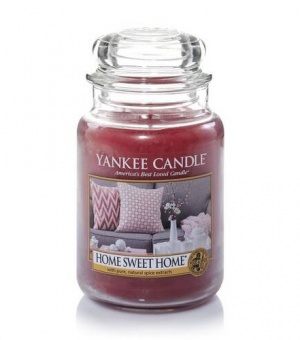 Home Sweet Home® - Large Jar Candle - The Candle Scentre