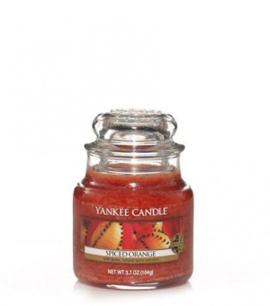 Spiced Orange - Small Jar Candle - The Candle Scentre