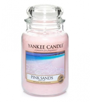 Pink Sands™ - Large Jar Candle - The Candle Scentre