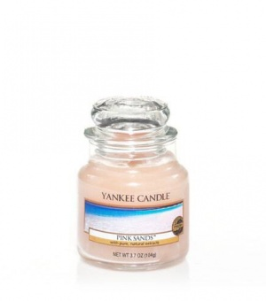 Pink Sands - Small Jar Candle - The Candle Scentre