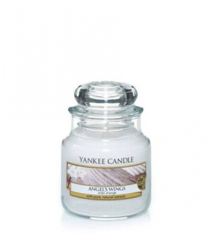 Angel's Wings - Small Jar Candle - The Candle Scentre