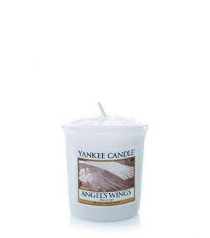 Angel's Wings - Votive Candle - The Candle Scentre