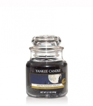 Midsummer's Night® - Small Jar Candle - The Candle Scentre