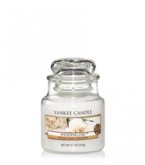 Wedding Day - Small Jar Candle - The Candle Scentre