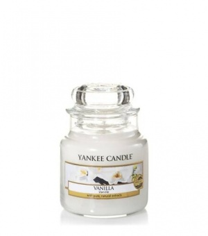 Vanilla - Small Jar Candle - The Candle Scentre