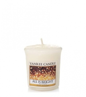 All is Bright - Votive Candle - The Candle Scentre