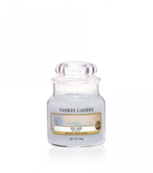 Sea Air - Small Jar Candle - The Candle Scentre