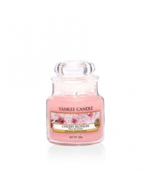Cherry Blossom- Small Jar Candle - The Candle Scentre