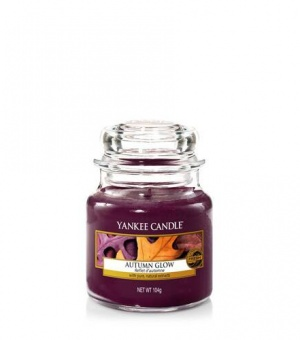 Autumn Glow - Small Jar Candle - The Candle Scentre