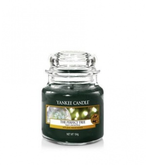 The Perfect Tree - Small Jar Candle - The Candle Scentre