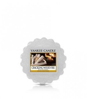 Crackling Wood Fire - Wax Melt - The Candle Scentre