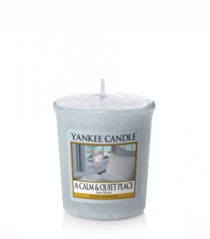 A Calm and Quiet Place - Votive Candle - The Candle Scentre