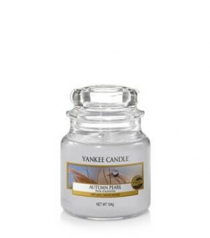 Autumn Pearl - Small Jar Candle - The Candle Scentre