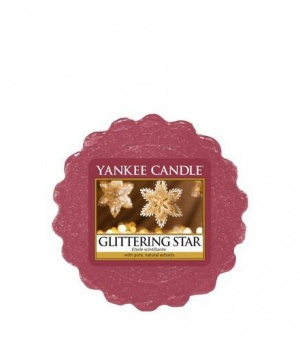 Glittering Star - Wax Melt - The Candle Scentre