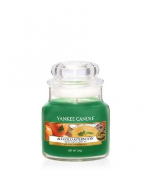 Alfresco Afternoon - Small Jar Candle - The Candle Scentre