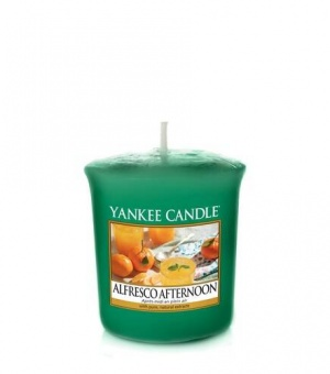 Alfresco Afternoon - Votive Candle - The Candle Scentre