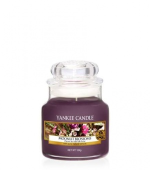 Moonlit Blossoms - Small Jar Candle - The Candle Scentre