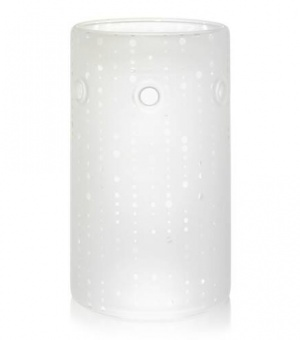 Addison - Dotted Glass - Classic Melt Warmer - The Candle Scentre