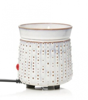 Addison - Ceramic Dot - Electric Melt Warmer - The Candle Scentre