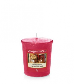 After Sledding - Votive Candle - The Candle Scentre