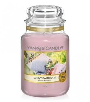 Sunny Daydream - Large Jar Candle - The Candle Scentre