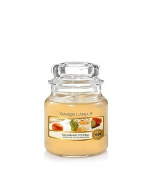 Calamasi Cocktail - Small Jar Candle - The Candle Scentre