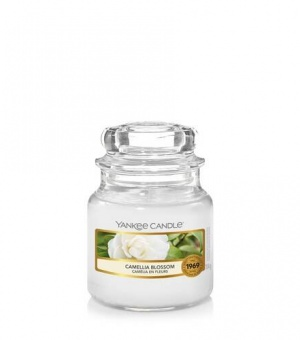 Camellia Blossom- Small Jar Candle - The Candle Scentre