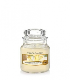 Homemade Herb Lemonade - Small Jar Candle - The Candle Scentre