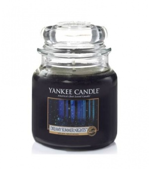 Dreamy Summer Nights - Medium Jar Candle - The Candle Scentre