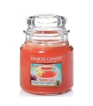 Passion Fruit Martini - Medium Jar Candle - The Candle Scentre