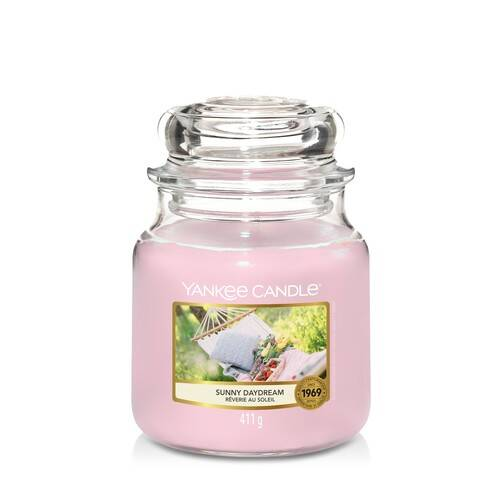 Sunny Daydream - Medium Jar Candle - The Candle Scentre