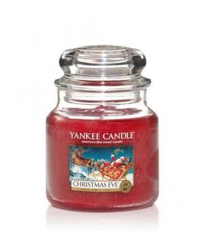 Christmas Eve - Medium Jar Candle - The Candle Scentre