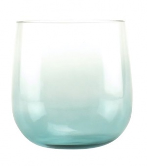 Savoy - Ombre Blue - Jar Candle Holder